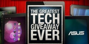 Tech Giveaway